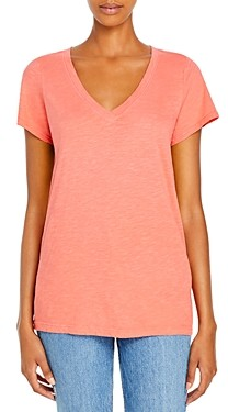 Velvet by Graham & Spencer Jilian V-Neck Tee