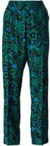 Kenzo 'Shadow Flowers' trousers