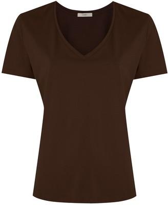 Egrey pima cotton T-shirt