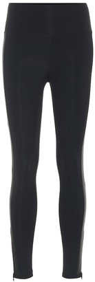 Lanston Sport Dare side-zip leggings