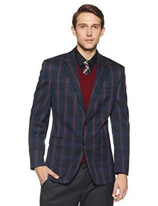 Philip Kent Men's Classic-Fit Sportcoat Regular