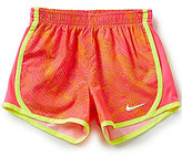 Nike Baby Girls 12-24 Months Tempo Sublimation-Print Shorts
