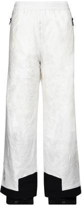 MONCLER GENIUS 3 MONCLER GRENOBLE ski pants