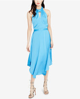 Rachel Roy Twisted-Neck A-Line Dress, Created for Macy's
