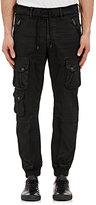 Ralph Lauren Black Label MEN'S CARGO JOGGER PANTS-BLACK SIZE 30W 32L