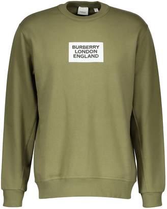 Burberry Farlow round-neck cotton sweatshirt
