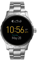 Fossil Q Marshal Touchscreen Stainless Steel Smartwatch