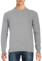 Ben Sherman Textured Crewneck Sweater