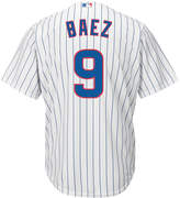 Majestic Men's Javier Baez Chicago Cubs Replica Jersey