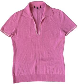 Loro Piana Pink Cashmere Top for Women
