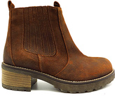 Coolway Cue Bico Leather Ankle Boot