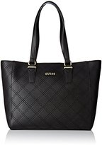 GUESS Hwariap7323, Women's Top-Handle Bag, Nero, 14x21x31 cm (W x H L)