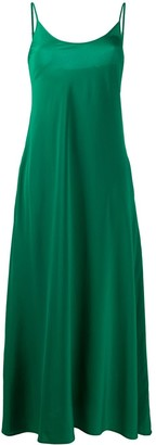 FEDERICA TOSI Round Neck Midi Dress