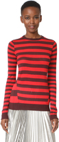Jason Wu Crew Neck Sweater