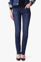 7 For All Mankind The Kimmie Striaght In Buckingham Blue