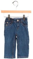 Jacadi Boys' Mid-Rise Straight-Leg Jeans