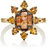Cathy Waterman Women's Starburst Ring