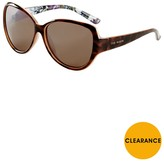 Ted Baker Shay Oversized Sunglasses
