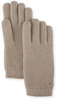 Loro Piana Cashmere Crochet Gloves