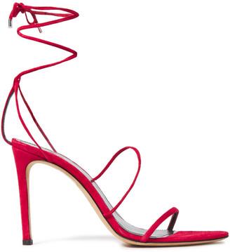 IRO Suede Sandals