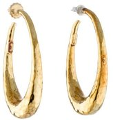 Ippolita Hammered Hoop Earrings
