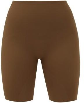 HEIST The Highlight Shaping Shorts - Light Brown