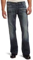 Diesel Men's Zathan 0885K Regular Bootcut Jean