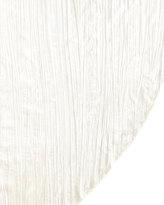 "Kari Velvet Tablecloth, 108""Dia."
