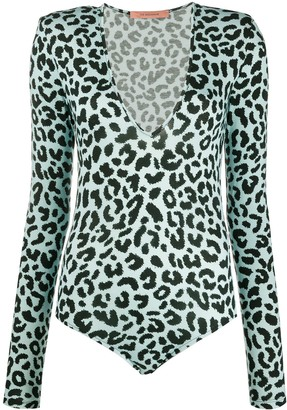 Andamane Leopard Print Body