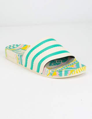 adidas x AriZona Iced Tea Adilette Lemon Womens Slides
