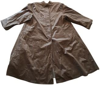 Marella Beige Trench Coat for Women