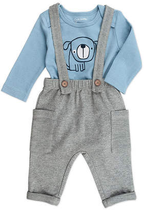 M·A·C MAC AND MOON Mac And Moon Dog Boys 2-pc. Baby Clothing Set-Baby