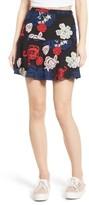 Women's Devlin Embroidered Miniskirt