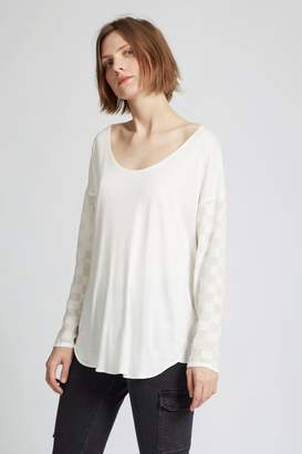 Great Plains Mix A Lot Long Sleeves Top