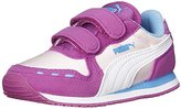 Puma Cabana Racer Mesh V Kids Sneaker (Toddler/Little Kid/Big Kid)