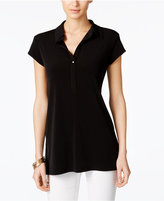 Alfani Polo Top, Only at Macy's