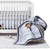 Bedtime Originals 3-Piece Crib Bedding Set - Mod Monkey
