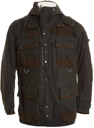 Barbour Green Cotton Jackets