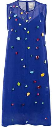 Maison Rabih Kayrouz embellished dress