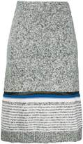 See by Chloe knitted skirt