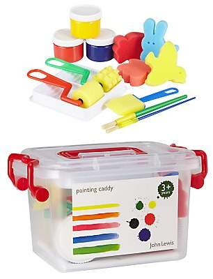 John Lewis & Partners Painting Caddy