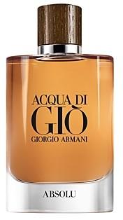 Giorgio Armani Acqua di Gio Absolu Eau de Parfum 4.2 oz.