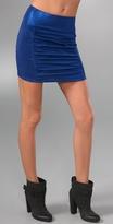 High Tide Scrunch Miniskirt