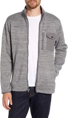 Criquet Fleece Zip Jacket