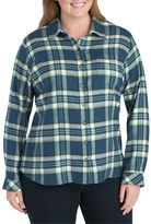 Dickies Plus Size Americana Flannel Shirt