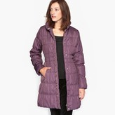 Anne Weyburn Padded Parka with Water-Repellent and Stain-Resistant Treatment