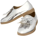 Crazy 8 Metallic Fringe Oxfords