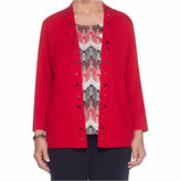 Alfred Dunner Talk Of The Town Two For One Sweaters