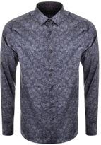 Ted Baker Marais Shirt Blue