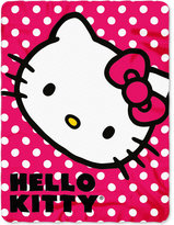 "Hello Kitty Sanrio 45"" x 60"" Fleece Throw Bedding"